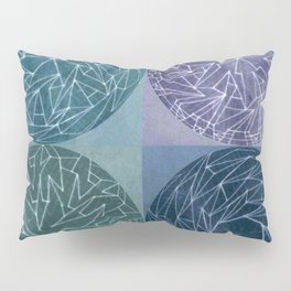 Spinnies (color option 2)   Pillow Sham
