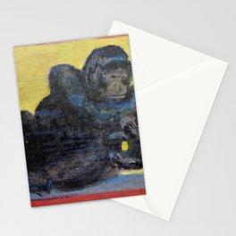 Gorillas Stationery Cards