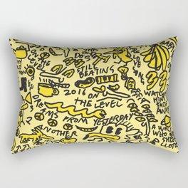 Mac DeMarco – This Old Dog Rectangular Pillow