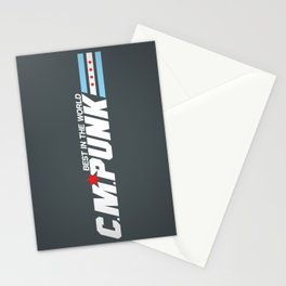 G.I. Punk Stationery Cards