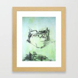 John Henry Framed Art Print