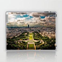 Paris from the Eiffel Tower Laptop & iPad Skin