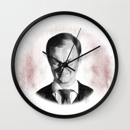 Sexy British Governmant  Wall Clock