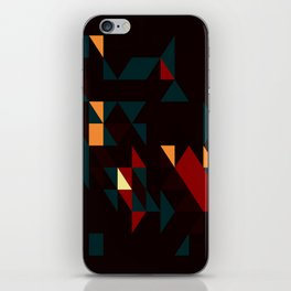 Silent Syncopation iPhone Skin