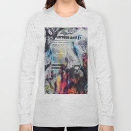 Feeling | sentiment Long Sleeve T-shirt