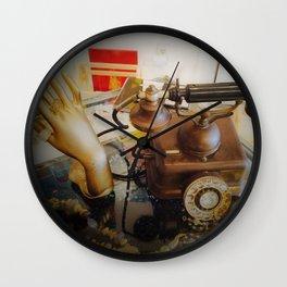 Regency Style Wall Clock