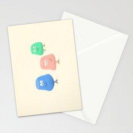 Gum Drops Set  Stationery Cards