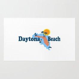 Daytona Beach - Florida. Rug