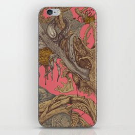 Wrath of Naturally iPhone Skin