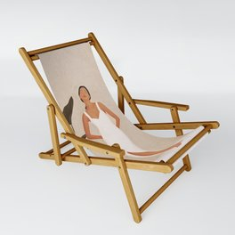 That Summer Feeling III Sling Chair