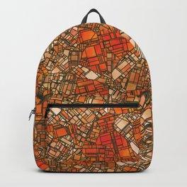 Fantasy City Maps 3 Backpack