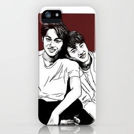 Kai and DO iPhone Case