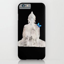 Bouddha's Soul iPhone Case