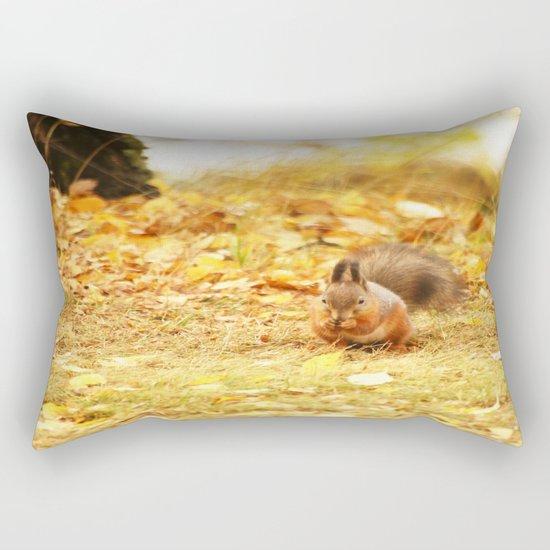 Lunctime Rectangular Pillow