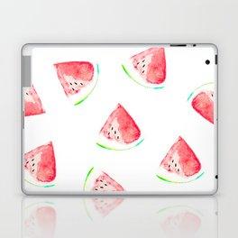 watermelon slice print Laptop & iPad Skin