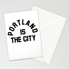 P-TOWN IS THE CITY! Stationery Cards