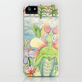 Alien Conservatory                                      iPhone Case