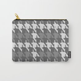 Where is the reindeer of Santa?_L Lgray&Gray Carry-All Pouch