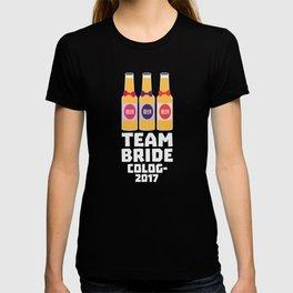 Team Bride Cologne 2017 T-Shirt Dpn32 T-shirt