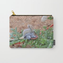 Squirrel. Carry-All Pouch