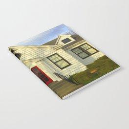 Red Door Notebook