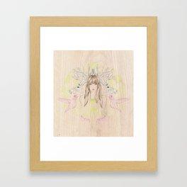 Nature soul Framed Art Print