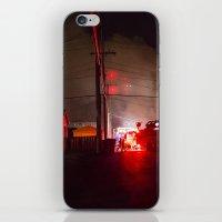the neighbourhood iPhone & iPod Skins featuring Neighbourhood Watch #1 by sabrina millis