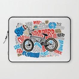 All My Bikes: STA-L Laptop Sleeve