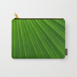 Leaves Abstract Background Carry-All Pouch