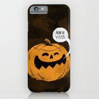 Pumpkin Season iPhone 6s Slim Case