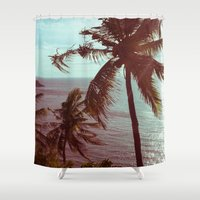 sunshine Shower Curtains featuring sunshine by Farkas B. Szabina