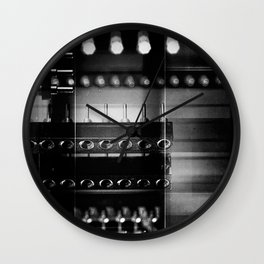 Electronic Collage Wall Clock