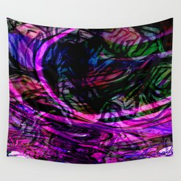Abstract 139 Wall Tapestry