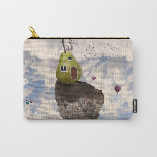 Dream House Carry-All Pouch