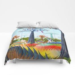 batmans paradise  Comforters