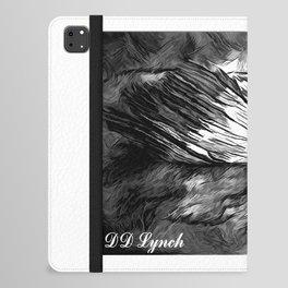 Swan Reflection  iPad Folio Case