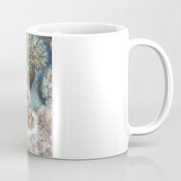 Baby Cuttlefish and Hard Coral Coffee Mug