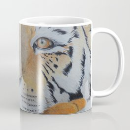 Dreamy Tiger Coffee Mug