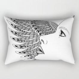 Lady Icarus Rectangular Pillow