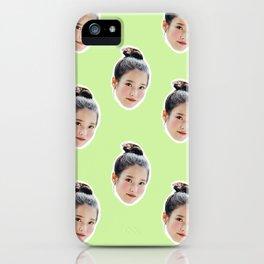 Cute Hae Soo iPhone Case