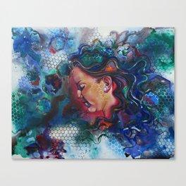 Repressed  Canvas Print