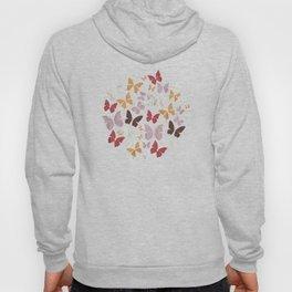 Panapaná I - Butterflies Hoody