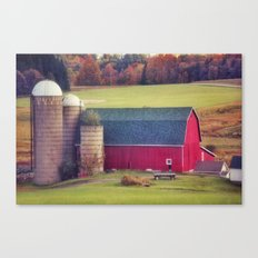 Afternoon in the Country Canvas Print
