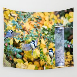 Feeding Time Wall Tapestry