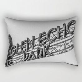 Golden Age Relic Rectangular Pillow