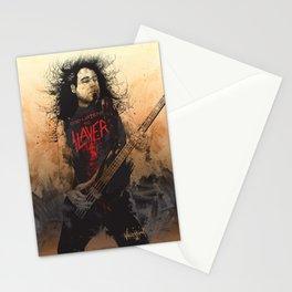 Tom Araya Stationery Cards