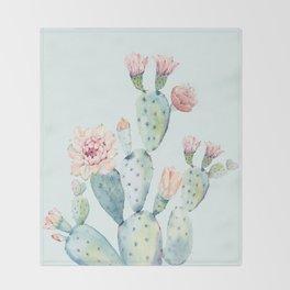 Cactus 2 #society6 #buyart Throw Blanket
