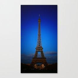 Eiffel_Tower Canvas Print