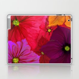 Surfinie and anemones Laptop & iPad Skin