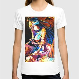 Colorful Wife T-shirt